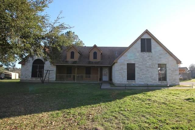 4875 Sandy Fork Rd, Harwood, TX 78632 (#7378902) :: Papasan Real Estate Team @ Keller Williams Realty