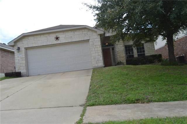 2012 Rachel Ln, Round Rock, TX 78664 (MLS #7383915) :: Brautigan Realty