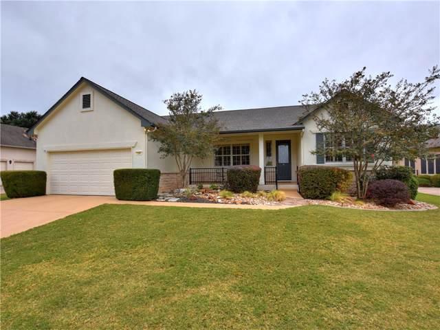 104 Whippoorwill Way, Georgetown, TX 78633 (#7387011) :: Ana Luxury Homes