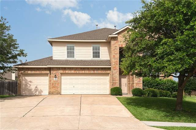 18601 Blue Pond Dr, Pflugerville, TX 78660 (#7387419) :: The Heyl Group at Keller Williams