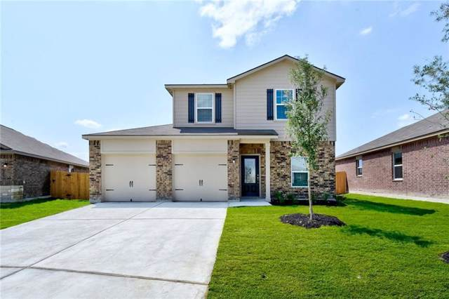 13712 Henry A. Wallace Ln, Manor, TX 78653 (#7389895) :: Ben Kinney Real Estate Team