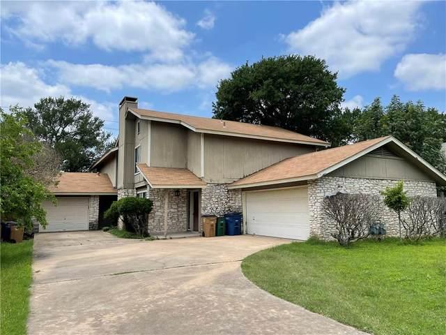 8601 Fathom Cir, Austin, TX 78750 (#7392625) :: Lauren McCoy with David Brodsky Properties