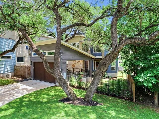 811 S Center St, Austin, TX 78704 (#7393010) :: Ben Kinney Real Estate Team