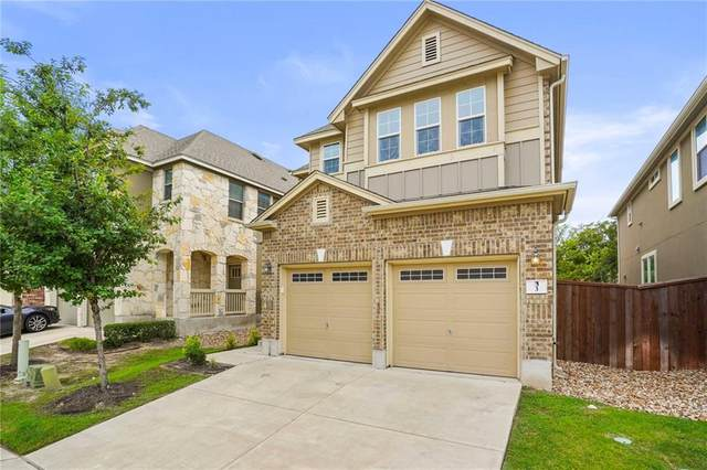 404 Buttercup Creek Blvd #3, Cedar Park, TX 78613 (#7393398) :: The Perry Henderson Group at Berkshire Hathaway Texas Realty