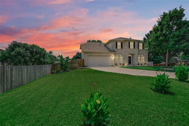 1602 Briar Hill Dr, Georgetown, TX 78626 (#7399984) :: Zina & Co. Real Estate