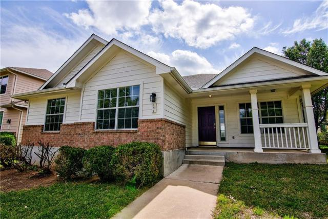 181 Village Commons Blvd, Georgetown, TX 78633 (#7400554) :: Papasan Real Estate Team @ Keller Williams Realty