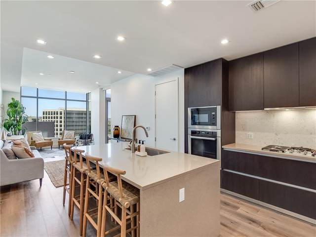 501 West Ave #1602, Austin, TX 78701 (#7400681) :: R3 Marketing Group