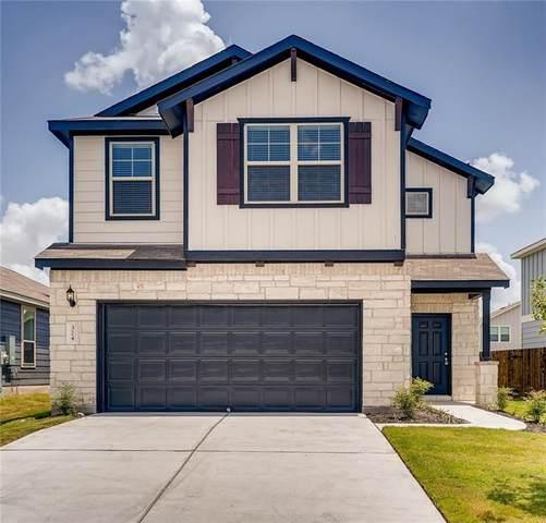 324 Green Egret Way, Liberty Hill, TX 78642 (#7401347) :: Papasan Real Estate Team @ Keller Williams Realty