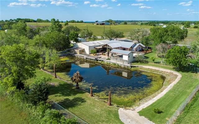 421 Fm 2436, La Grange, TX 78945 (#7401395) :: Papasan Real Estate Team @ Keller Williams Realty