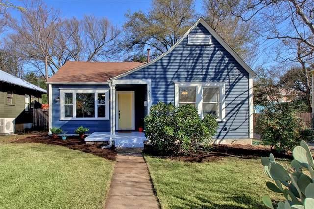 812 Keasbey St, Austin, TX 78751 (MLS #7401972) :: Vista Real Estate