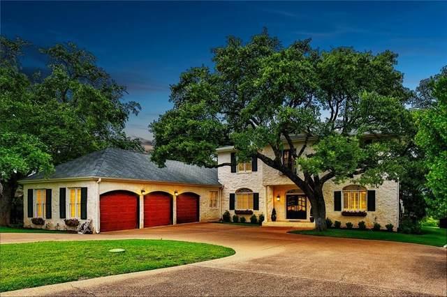 512 Rolling Green Dr, Lakeway, TX 78734 (MLS #7404703) :: Vista Real Estate