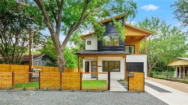 610 Clifford Dr A, Austin, TX 78745 (#7410181) :: Papasan Real Estate Team @ Keller Williams Realty