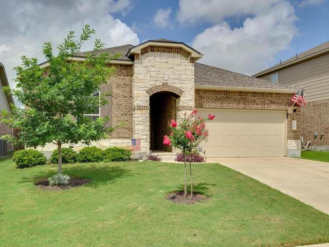 109 Marcheeta Way, Leander, TX 78641 (#7410658) :: Ben Kinney Real Estate Team