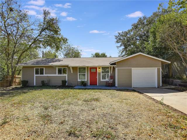 2909 Dresden Cv, Austin, TX 78723 (#7412036) :: The Perry Henderson Group at Berkshire Hathaway Texas Realty
