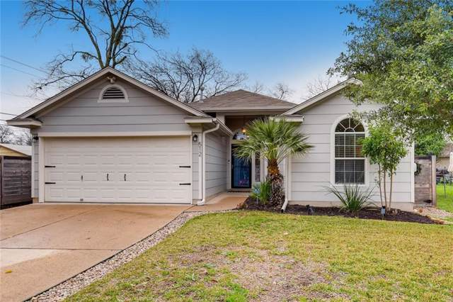 512 W Croslin St, Austin, TX 78752 (#7413489) :: The Perry Henderson Group at Berkshire Hathaway Texas Realty