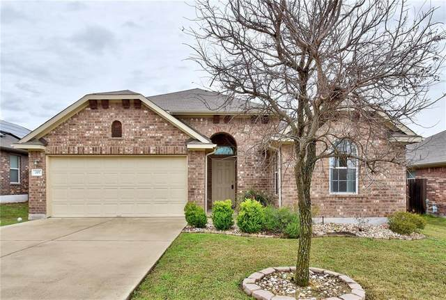 207 Strawberry Blonde Dr, Buda, TX 78610 (#7413898) :: The Heyl Group at Keller Williams
