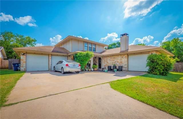 11705 Argonne Forest Trl A & B, Austin, TX 78759 (#7416076) :: Watters International