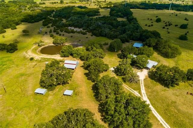 1850 County Road 204, Liberty Hill, TX 78642 (#7416092) :: Papasan Real Estate Team @ Keller Williams Realty