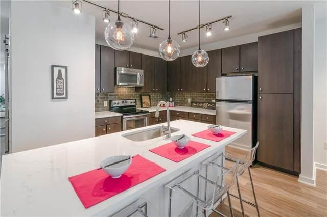 1900 Barton Springs Rd #3007, Austin, TX 78704 (#7417199) :: Zina & Co. Real Estate