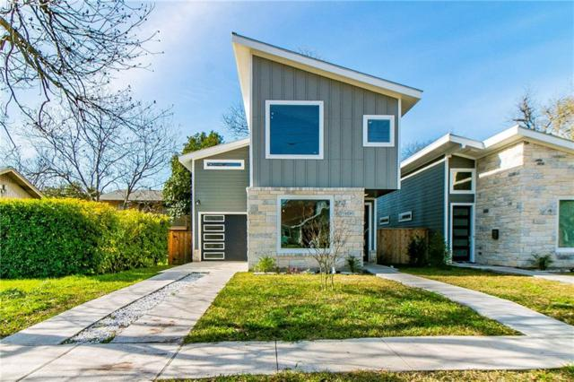 1203 Brentwood St #1, Austin, TX 78757 (#7418354) :: Lancashire Group at Keller Williams Realty