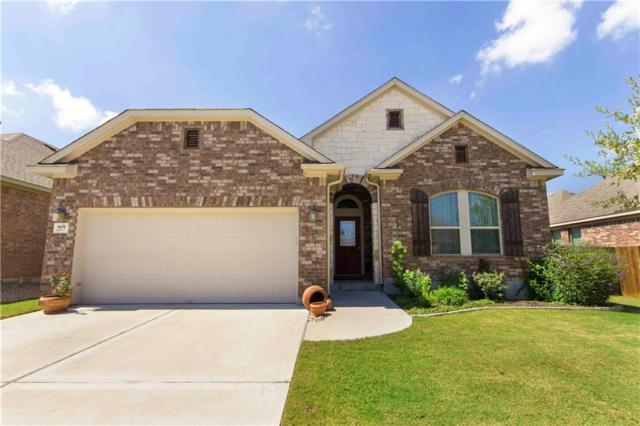 601 Cerezo Dr, Leander, TX 78641 (#7421421) :: KW United Group