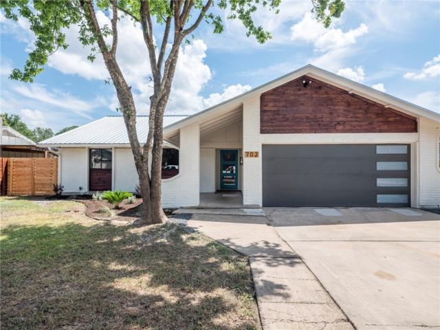 703 Battle Bend Blvd, Austin, TX 78745 (#7421682) :: The Heyl Group at Keller Williams