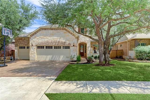 9915 Double Eagle Pass, Austin, TX 78717 (#7421814) :: Papasan Real Estate Team @ Keller Williams Realty