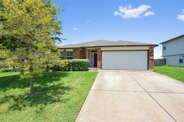101 Lidell St, Hutto, TX 78634 (#7422181) :: The Perry Henderson Group at Berkshire Hathaway Texas Realty