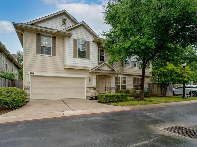 8518 Cahill Dr #52, Austin, TX 78729 (#7425146) :: Lancashire Group at Keller Williams Realty