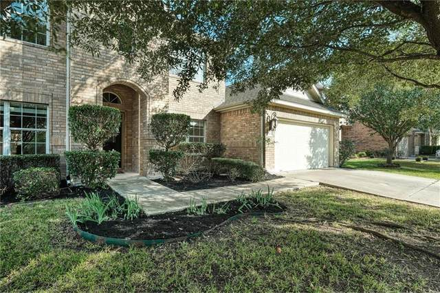 703 Tom Kite Dr, Round Rock, TX 78664 (#7426107) :: The Perry Henderson Group at Berkshire Hathaway Texas Realty