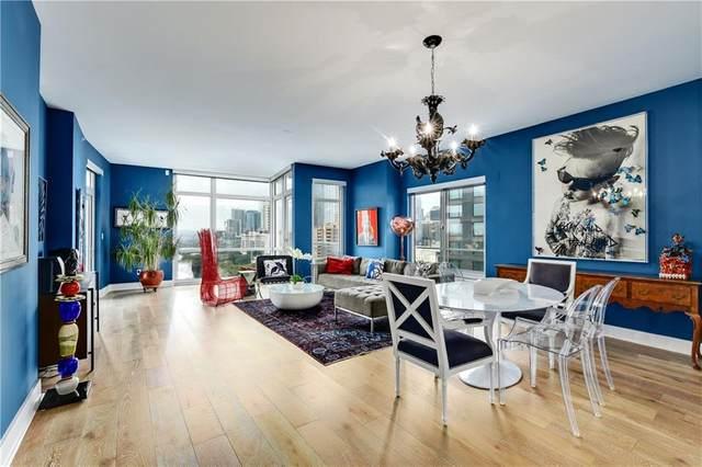603 Davis St #1103, Austin, TX 78701 (#7426282) :: Papasan Real Estate Team @ Keller Williams Realty