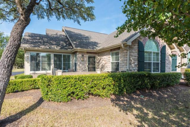 30 Wildwood Dr #131, Georgetown, TX 78633 (#7427917) :: Austin International Group LLC