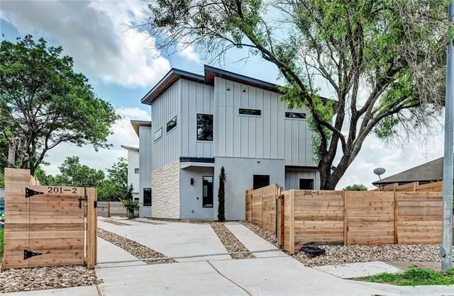 201 Tillery Sq #1, Austin, TX 78702 (#7431036) :: Papasan Real Estate Team @ Keller Williams Realty