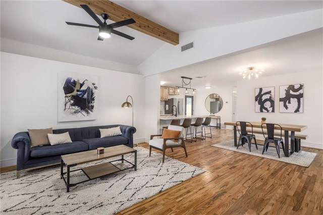 902 Garden Villa Ct #1, Austin, TX 78704 (#7431635) :: The Perry Henderson Group at Berkshire Hathaway Texas Realty