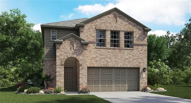 124 Guardian Angel Ct, Jarrell, TX 76537 (MLS #7432015) :: Vista Real Estate