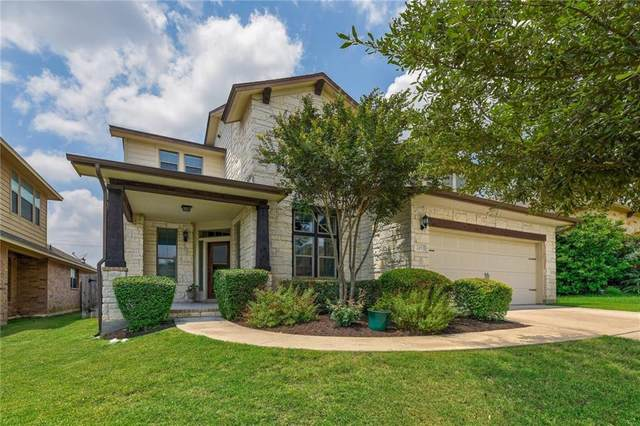 205 Archipelago Trl, Austin, TX 78717 (#7432887) :: Zina & Co. Real Estate