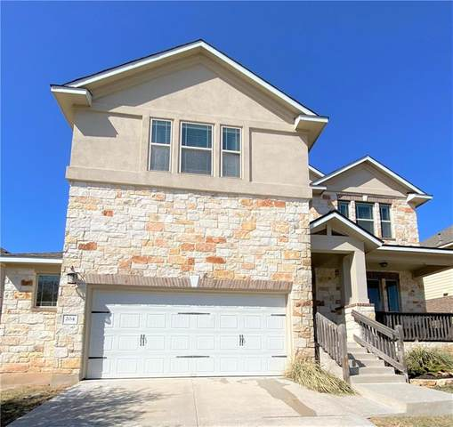 204 Seminole Canyon Dr, Georgetown, TX 78628 (#7433643) :: Realty Executives - Town & Country