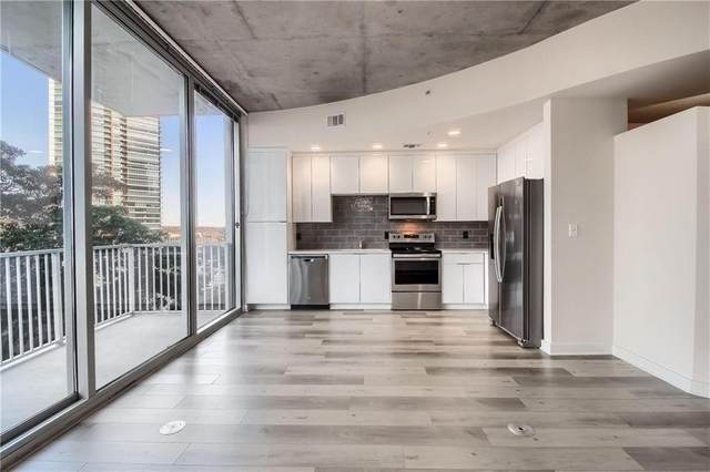 360 Nueces St #1010, Austin, TX 78701 (#7436632) :: Papasan Real Estate Team @ Keller Williams Realty