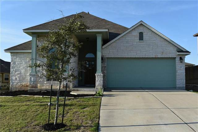 429 Tula Trl, Leander, TX 78641 (#7437320) :: The Perry Henderson Group at Berkshire Hathaway Texas Realty