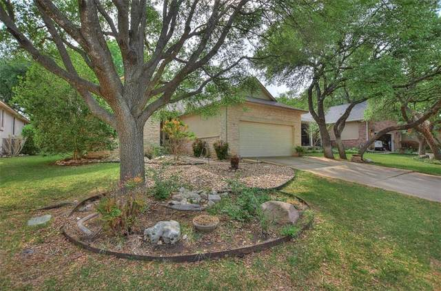 288 Whispering Wind Dr, Georgetown, TX 78633 (#7438645) :: Ben Kinney Real Estate Team
