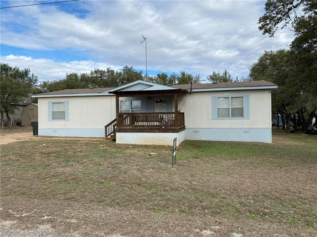 103 E Dawn Dr, Johnson City, TX 78636 (#7441537) :: Realty Executives - Town & Country