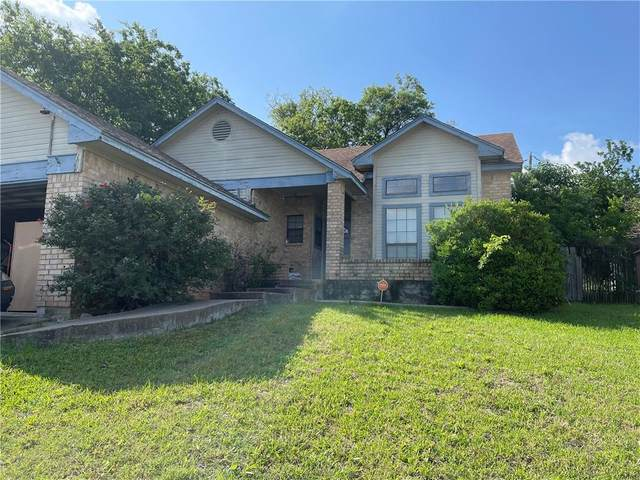 803 Broken Bow Dr, Round Rock, TX 78681 (#7445623) :: Zina & Co. Real Estate