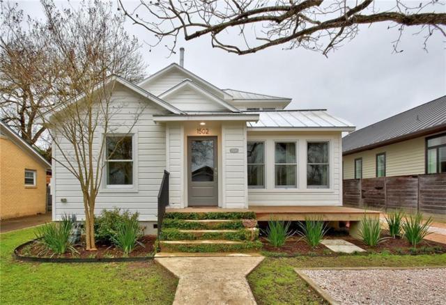 1502 Garner Ave, Austin, TX 78704 (#7446591) :: Watters International