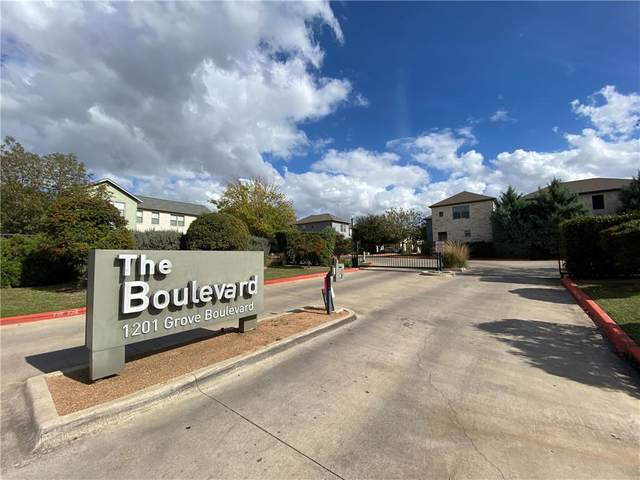 1201 Grove Blvd #2102, Austin, TX 78741 (#7446743) :: The Perry Henderson Group at Berkshire Hathaway Texas Realty