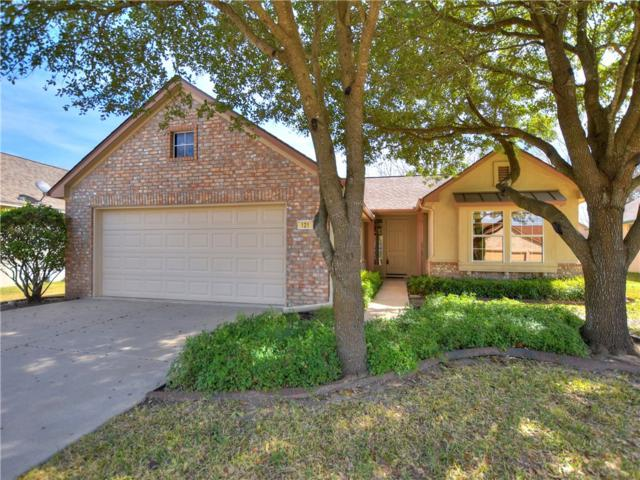 121 Stetson Trl, Georgetown, TX 78633 (#7446948) :: Papasan Real Estate Team @ Keller Williams Realty