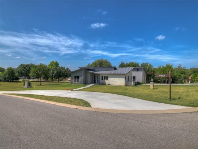 709 Sky Hawk, Horseshoe Bay, TX 78657 (#7450148) :: The ZinaSells Group