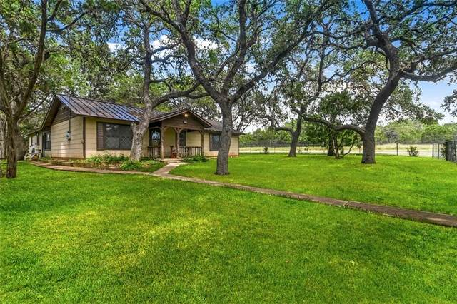 114 Red Oak, Canyon Lake, TX 78133 (#7452339) :: Ben Kinney Real Estate Team