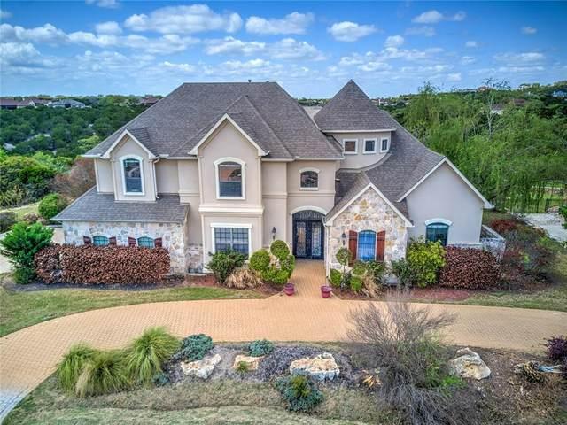 2805 Crystal Falls Pkwy, Leander, TX 78641 (#7454105) :: The Myles Group | Austin