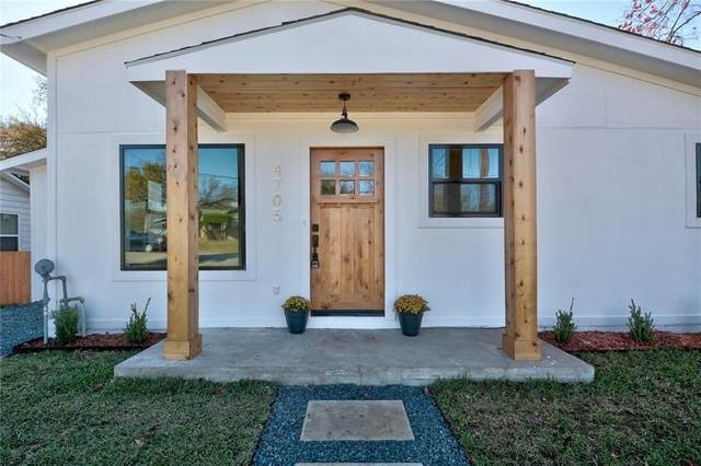4705 Wally Ave, Austin, TX 78721 (#7454951) :: The Perry Henderson Group at Berkshire Hathaway Texas Realty