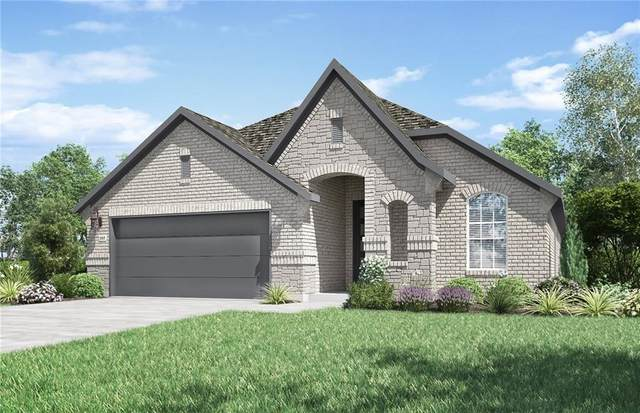 729 Pinnacle View Dr, Georgetown, TX 78628 (#7455795) :: First Texas Brokerage Company